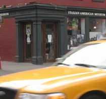 Italian American Museum Manhattan New York