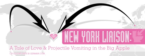 New York Liaison: A Tale of Love and Projectile Voliting in New York City