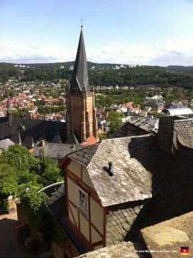 marburg-germany-crooked-church-steeple
