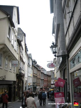 marburg-germany-oberstadt-street