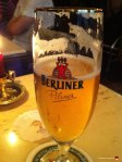 A Berliner Pilsner. Pretty much the only thing Americans picture when it comes to Germany — and there ain't nothin' wrong with that.