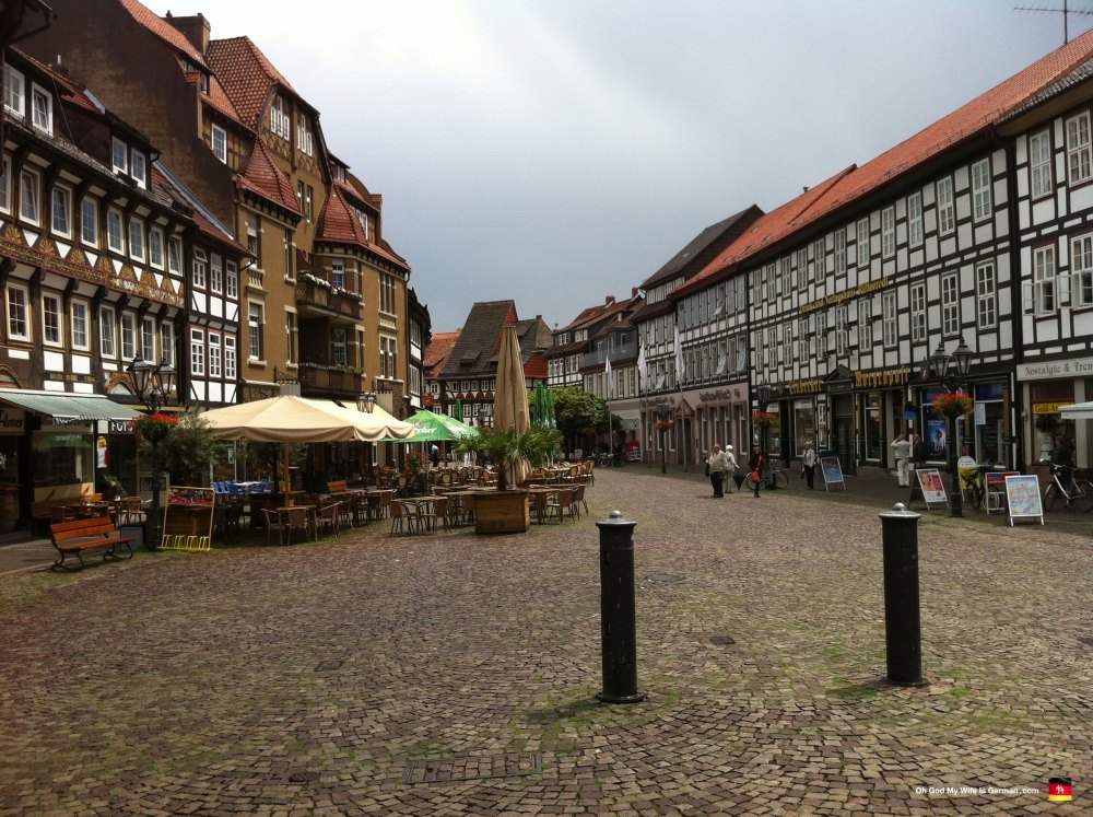 Pictures: Our Visit to Einbeck, Germany, in the Summer of 2011 (1/6)