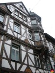 Now THERE'S a half-timbered house.