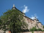 Here's the Marburg Castle again. Am I the only one who wonders how many people hooked up in there back in the day?
