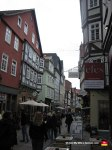 """Yet another Oberstadt picture. Next time I will remember, """"Less street photos, more boobies."""""""