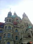 Here's an extreme angle of the Rathaus to make up for the sorry lighting. I hope those tourists up in the tower are taking equally terrible pictures of me down here.