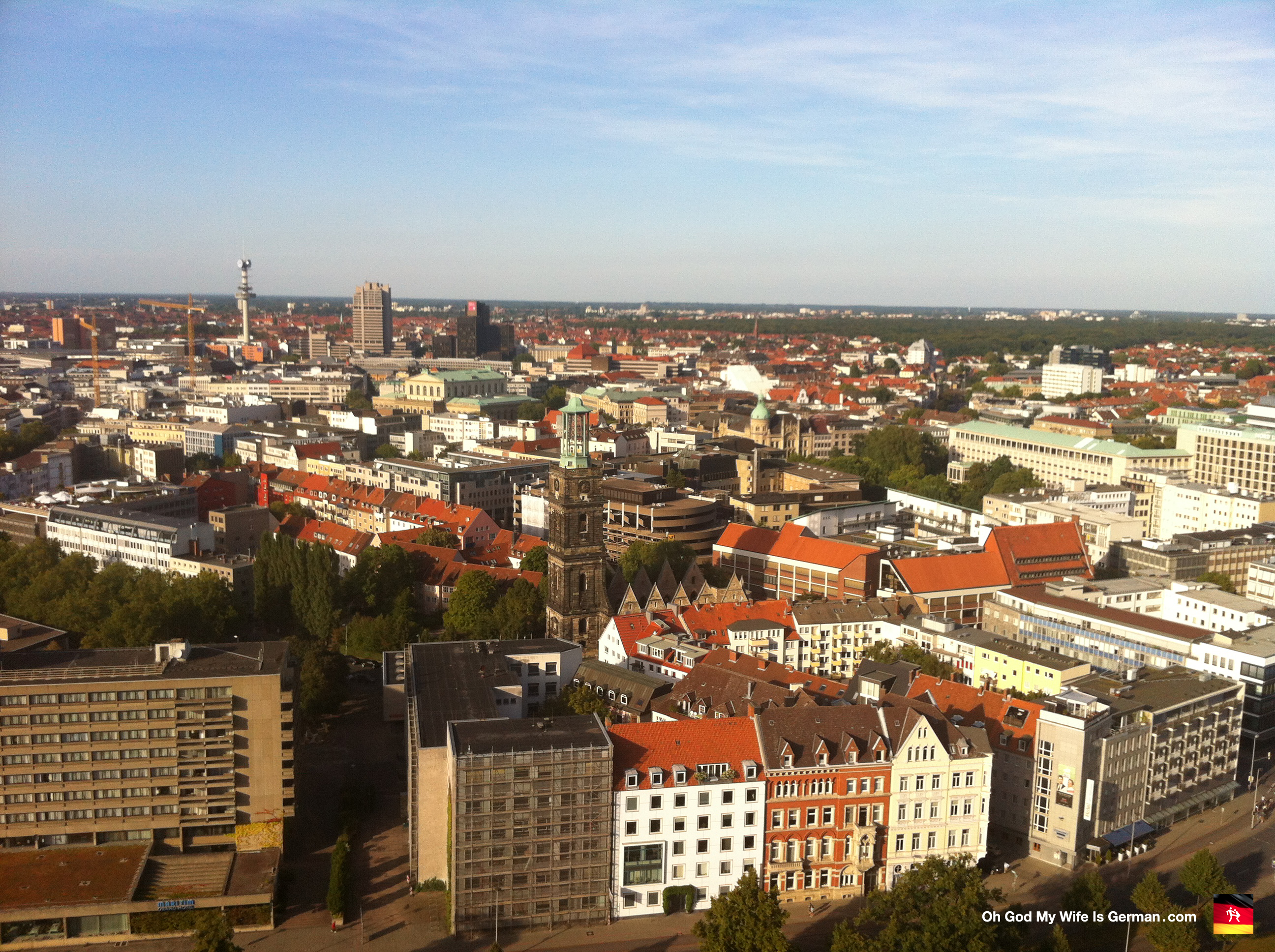 Hannover Germany  City new picture : Pictures: A Walking Tour of Hannover, Germany, on the Red Thread, Part ...