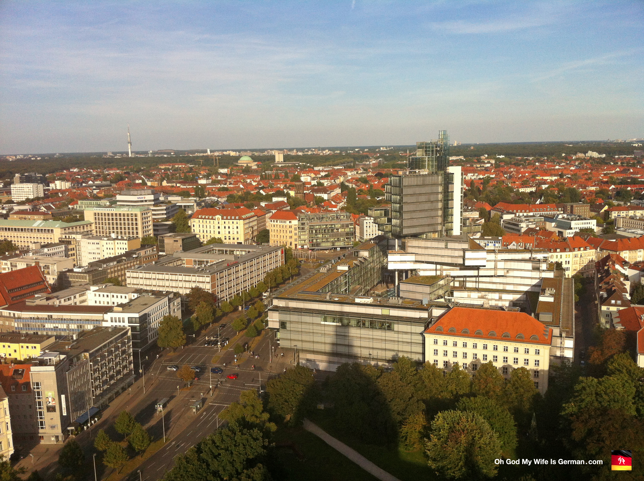 Hannover Germany  city photo : Pictures: A Walking Tour of Hannover, Germany, on the Red Thread, Part ...