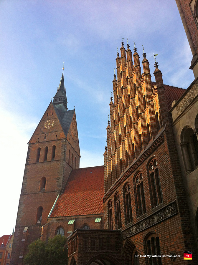 Market Church, Hannover, Germany