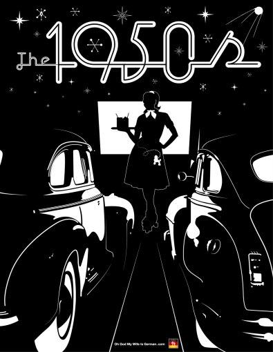 1950s-Decade-Illustration-illustrator-drive-in