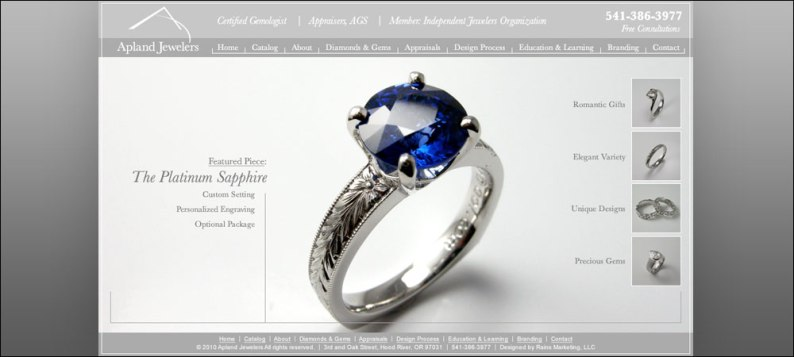 jewelery-design-website jeweler