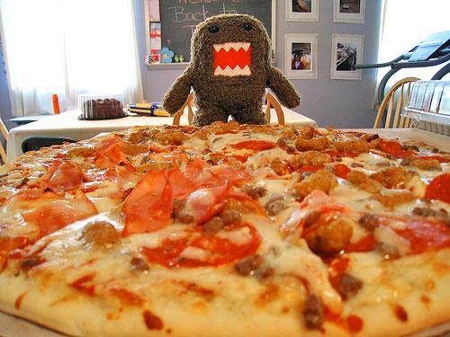 domo pizza funny