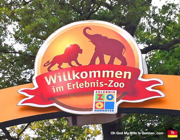 Willkommen im Erlebnis-Zoo Hannover