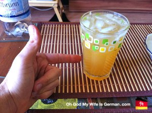 Funny German Drink Mix Recipe - The Maschsee Mai Tai
