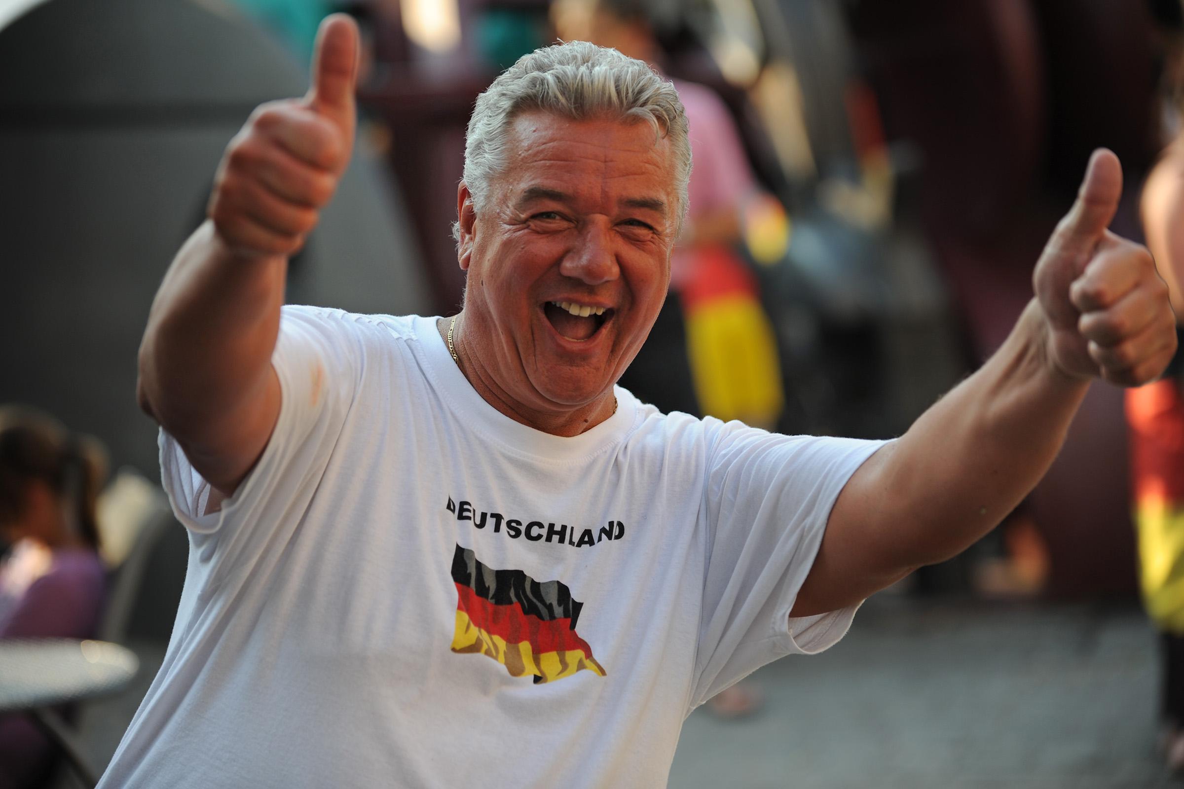 I am hookup a german man
