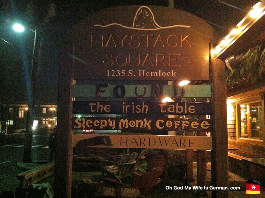 My Haystack Misadventure