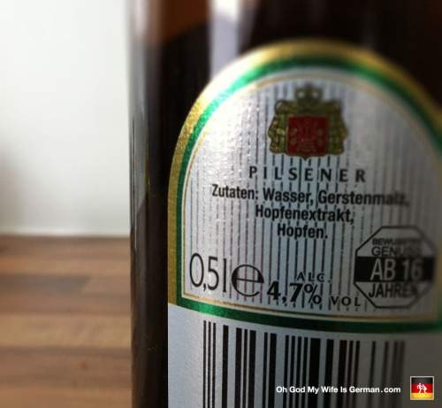 ratskrone-beer-close-up-label-germany