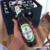 American Man Accidentally Buys 10 Liters of Beer in Germany