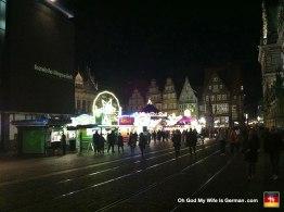 41-bremen-Kleine-Freimarkt-marktplatz-night-germany