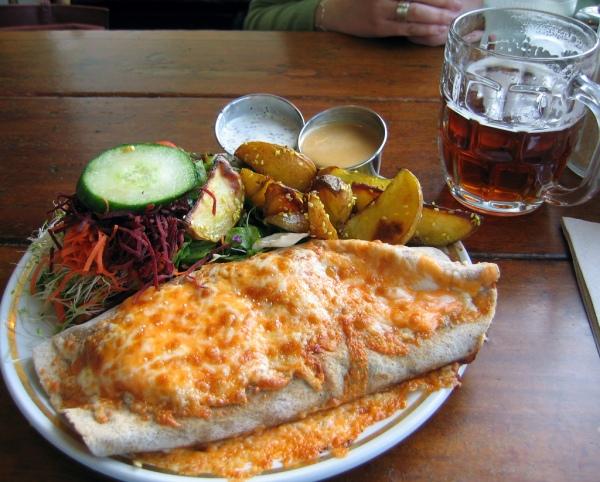 burrito-with-beer-platter-huge-super