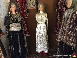 This was taken at an open-air museum. It shows a dummy in a historical Turkish wedding dress. Pretty sexy, right? Skadoosh!