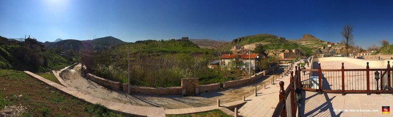 This is Sille; a small Turkish village, near the town of Konya. It is BEAUTIFUL.