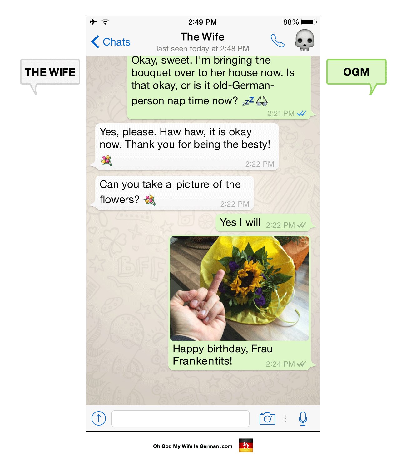 Whatsapp Funny Messages In English | www.pixshark.com ...