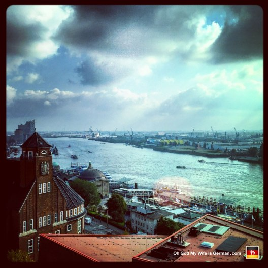 Southeast-wiew-of-Elbe-River-from-Empire-Riverside-Hotel-Hamburg-Germany