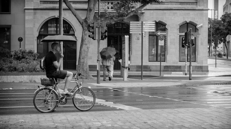 cycling-in-the-rain-in-germany-bike