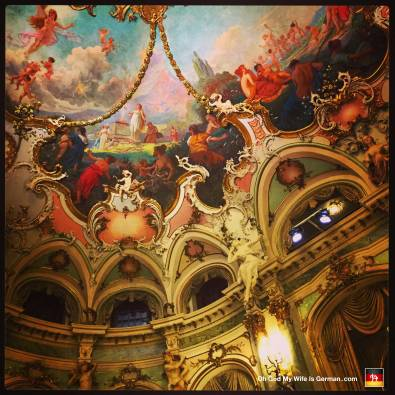 Opera-house-Rococo-ceiling-weisbaden-painting