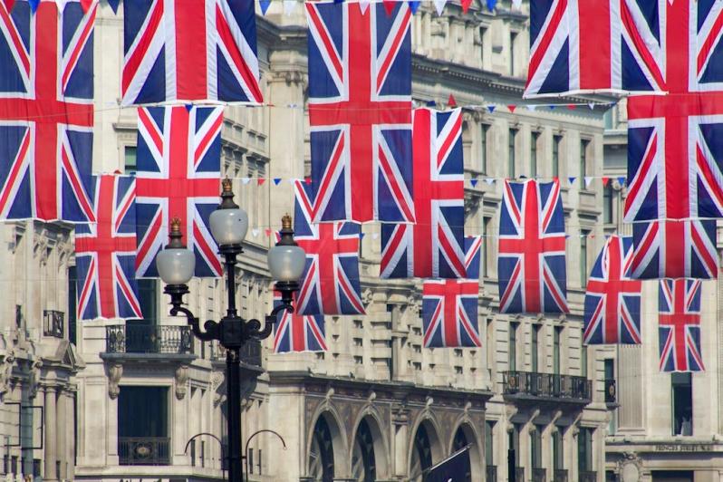 British-English-Flags-London-Royal-Wedding