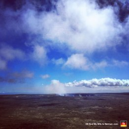 Just like every other tourist on the island, we visited Hawaiʻi Volcanoes National Park and saw the Halema'uma'u Crater. (Try and pronounce THAT shit while you're drunk.)