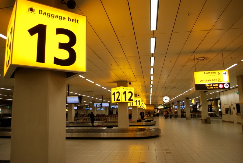 Schiphol-Airport-Baggage-Claim