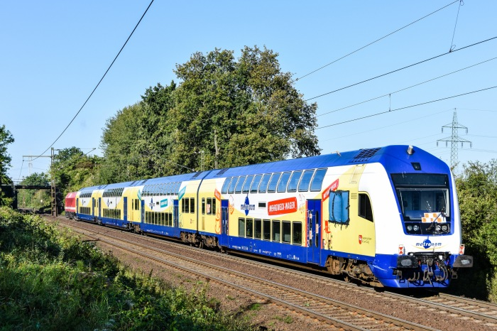 Metronom-Regional-Train-Germany-Travel