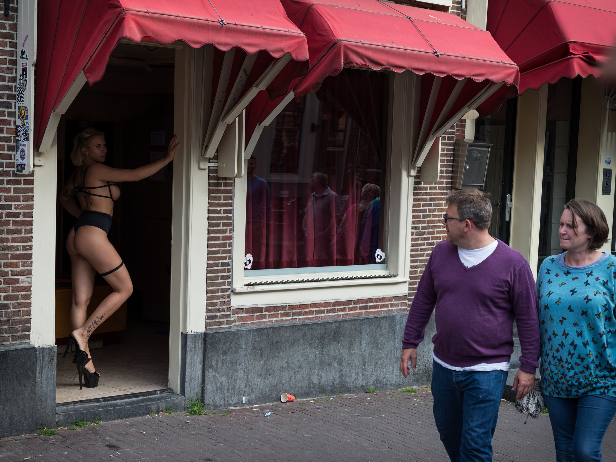 Prostitution in Amsterdam: Misadventures in the World's Most ...
