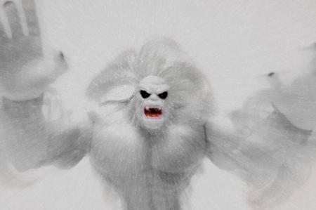windigo yeti Abominable Snowman