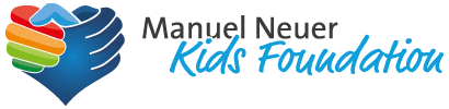 manuel neuer kids foundation logo oh god my wife is german. Black Bedroom Furniture Sets. Home Design Ideas