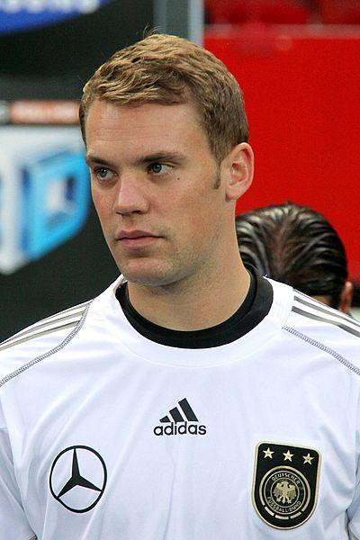Manuel Neuer - German National Team Captain and Goalkeeper