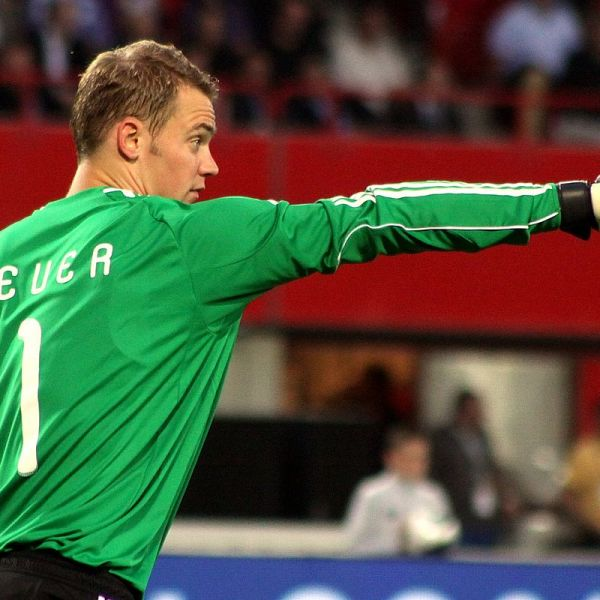 Manuel Neuer - German National Team Captain and Goalkeeper