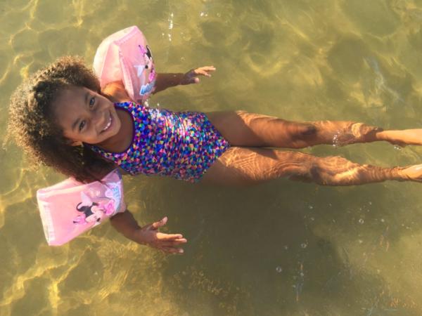 Kailane Santos in Brazil - Adoption Fundraiser
