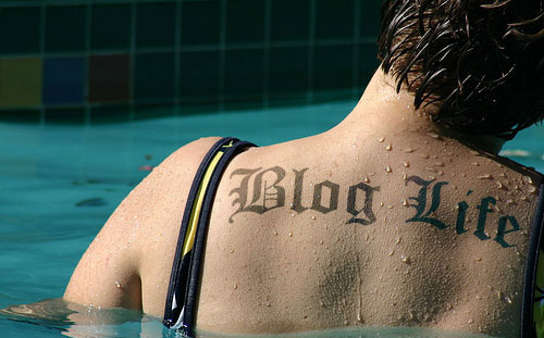 Classless-Blogger-Nerd-Tattoo-Neologism