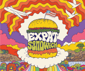 Expart Sandwich Podcast Logo