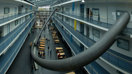 Germany-Forschungs-Campus Garching - Fakultät für Mathematik und Informatik