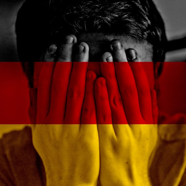 Why is Germany so depressing? Are German people downers? Why so sad?
