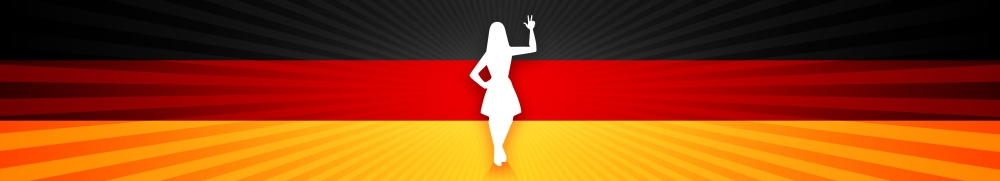 Oh God, My Wife Is German - Header Bar