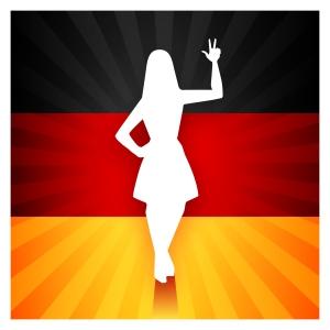 Oh God, My Wife Is German - Logo Symbol